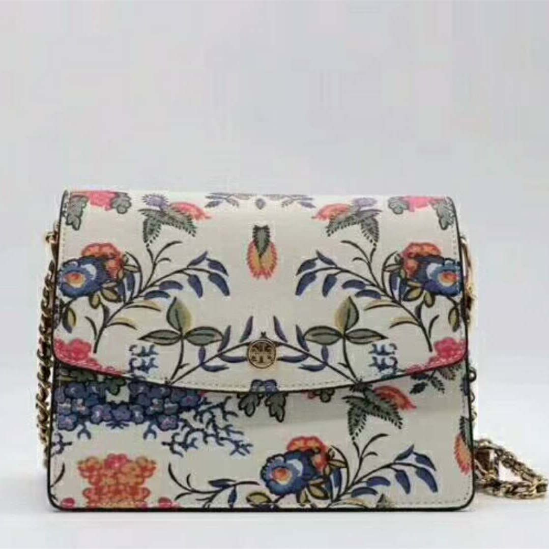 49521d5ea66b Jyxr5336. Jyxr5336. Previous. Tory Burch Parker Floral Convertible Shoulder  Bag · Tory Burch Parker ...