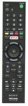 SONY RMTTX100U (p/n: 149297821) TV Remote Control (NEW) - $27.80