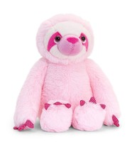 Keel Toys Cecille The Sloth Soft Toy, 18cm - $11.99