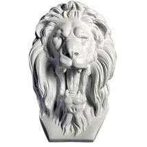 """Lion Mask Wall Sculpture Statue 17"""" Renaissance Replica Reproduction - $78.21"""