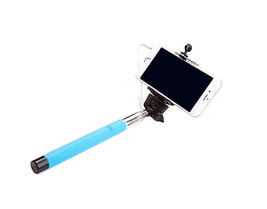 Poignée Monopode Bâton Selfie Commande Câblée pour IPHONE Samsung LG Photo - $5.50
