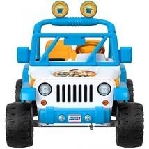 Power Wheels Disney Pixar Toy Story Ride On Jeep Wrangler - $498.00