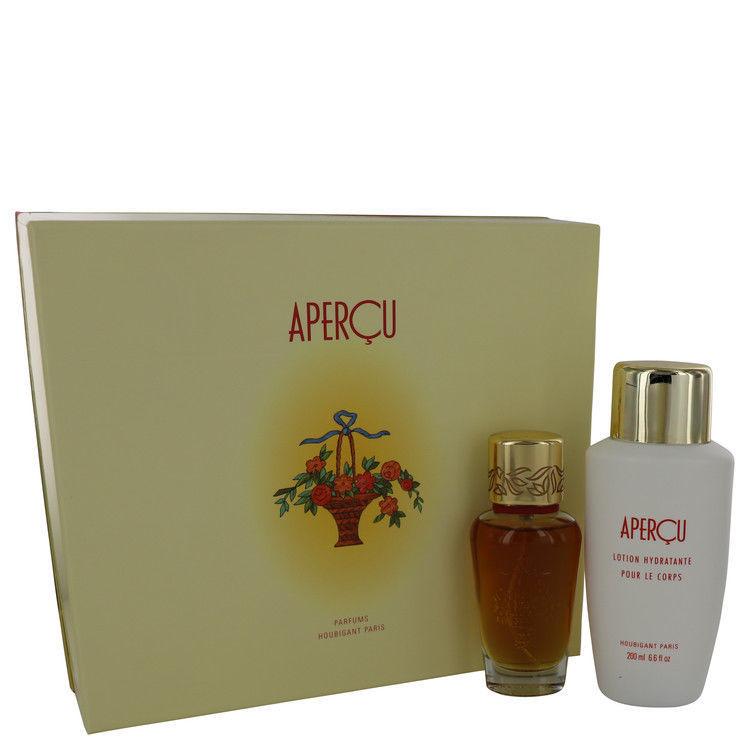 Apercu Perfume by Houbigant (Women  2pc Gift Set)