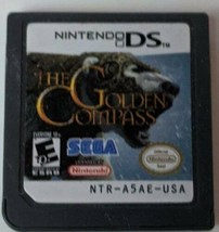 The Golden Compass (Nintendo DS, 2007) Tested Working - $4.95