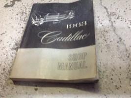 1963 Cadillac Serie 60 62 75 Auto & Commerciale Telaio Service Negozio M... - $108.80
