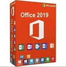 Microsoft Office 2019 Professional Plus 32 or 64 bit download with key - $14.98