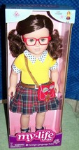 """My Life As A Foreign Language Tutor 18"""" Doll New - $44.43"""