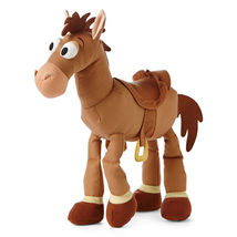 30cm Pixar Toy Story Exclusive Plush Figure Bullseye The Horse  - $36.88