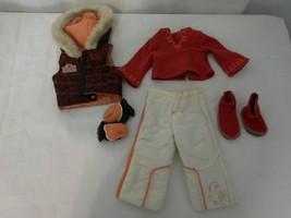 American Girl Doll Nicki's Ski Wear Outfit 2007 Retired   - $37.64