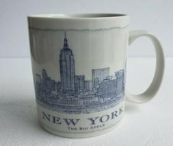 NWOB Starbucks Coffee NEW YORK CITY Architecture Series 2010 Large 18 oz... - $46.74