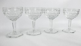 Vintage Fostoria American Clear (Stem 2056) Champagne/Tall Sherbet Glass... - $17.00