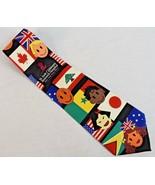 St. Jude Children's Research Hospital Necktie Children Around The World - $14.95