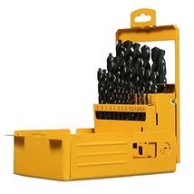 DEWALT Black Oxide Drill Bit Set (29-Piece) - $90.00