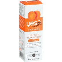 Yes To Carrots Moisturizer - Daily Facial - Nou... - $17.29