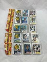 Lot Of 5 1989 Topps Baseball Card Rack Packs NEW Sealed - $14.45