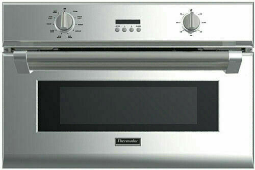 "Primary image for Thermador PSO301M 30"" Pro Series Single Convection Steam Oven in Stainless Steel"