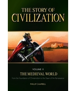 The Story of Civilization: Vol. 2 - The Medieval World (Text Book) - $29.95