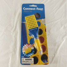 Connect Four Game Pen 2002 Hasbro Stylus Item # 12009 Ballpoint New in P... - $12.51