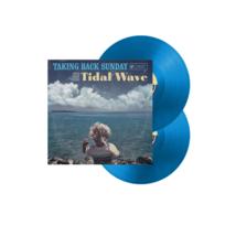 Taking Back Sunday – Tidal Wave Exclusive Limited Transparent Blue 2x V... - $48.99