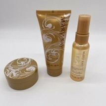 Mary Kay Creamy Frosted Vanilla Gift Set -  Body Mist, Body Wash & Body Butter - $10.37