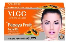 VLCC Papaya Fruit Facial Kit, 60gm original product free ship - $9.32
