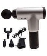 Muscle Massager Gun Therapy Fascia Deep Vibration Relaxa Fitness Percussion - $48.60