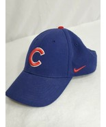 Chicago Cubs MLB Royal Blue Nike Dri Fit Adjustable Hat One Size (by) - $13.86