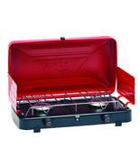 Texsport Compact Propane Stove   Dual Burner  14214 - £55.88 GBP