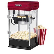 Cuisinart Classic-Style Popcorn Maker, Red - $128.99