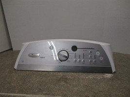WHIRLPOOL WASHER CONTROL PANEL (SCRATCHES) PART# W10070050 8564291 - $68.00