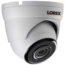 Lorex 4.0-megapixel Super Hd Poe Security Dome Camera With Color Night V... - $214.94