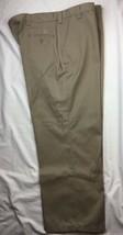 Carhartt Blended Twill Pants Men's 54 X 30 Brown - $37.39