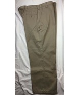 Carhartt Blended Twill Pants Men's 54 X 30 Brown - $37.39