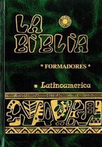 Biblia latinoamericana de formadores con indices 07336