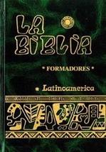 BIBLIA LATINOAMERICANA INDICES gran tamaño Biblia - verde