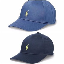 Polo Ralph Lauren Men's Adjustable Classic Cotton Blend Baseline Hat OS - $24.99