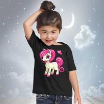 Little Horsie T-Shirt for Girls 2-6 Years - $22.95