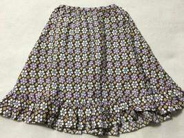 SZ 2T 3T 4T 5T New Gymboree Posh /& Playful Pink Ruffled Skirt Elastic Waist