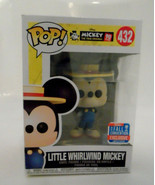 Funko Pop! Disney Little Whirlwind Mickey #432 Exclusive Limited Edition - $22.30