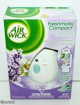 AIRWICK FRESHMATIC COMPACT AUTOMATIC AIR WICK FRESHENER DISPENSER MACHIN... - $9.94