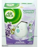 AIRWICK FRESHMATIC COMPACT AUTOMATIC AIR WICK FRESHENER DISPENSER MACHIN... - $8.45