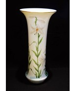 """Gorgeous Herend Lily Vase, Large 21"""", SP87---7154 - $1,599.00"""