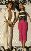 Teenage Couple Doll Set - $10.50