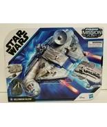 Star Wars Mission Fleet Millennium Falcon & Han Solo New Sealed Fast Shi... - $58.80