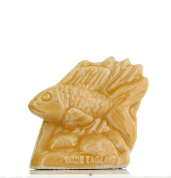 Wade Whimsies Red Rose Tea American Pets Series Gold Fish