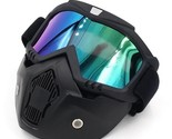 Outdoor Sports Motorcycle Goggles Mask Protective Windproof Riding Skiing Goggle