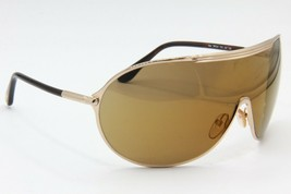 New Tom Ford Tf 101 772 Rex Gold Authentic Sunglasses - $182.33
