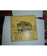 "PSM ""Pennsylvania Scale Models"" Brill Suburban Trolley #2350 Connecticut   1950s - $39.58"