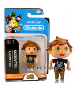Year 2016 World of Nintendo Animal Crossing 2-1/2 Inch Figure - VILLAGER... - $24.99