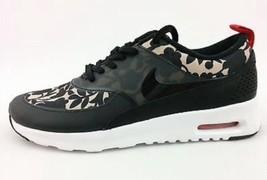 size 40 8c2a9 e17da Nike WMNS Air max Thea LIB Liberty QS 746082-200 Vachetta Tan Black Shoe.